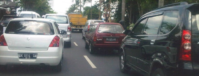 Jalan By Pass Ngurah Rai is one of Nanda's All Favorite♥♚.