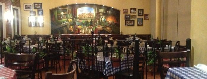 Italianni's is one of Restaurantes chileros en Guatemala.