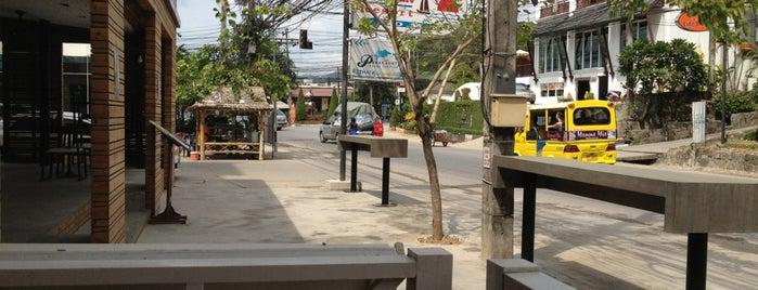 Lemongrass is one of Phuket.