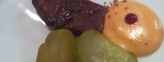 Chef & Sommelier is one of GOOD RESTAURANTS IN HELSINKI.