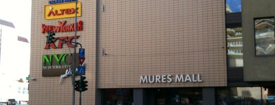 Mureș Mall is one of x.