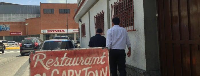 Da Gaby y Tony is one of 101 comidas en Caracas.
