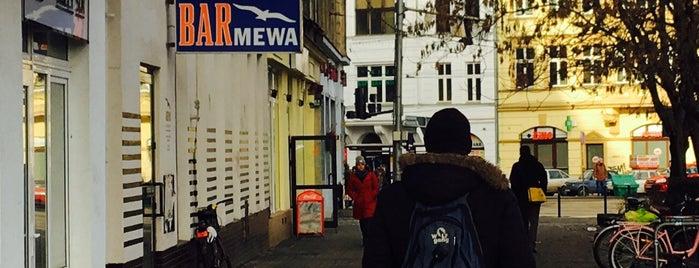 Bar Mewa is one of Wroclaw-erasmus.