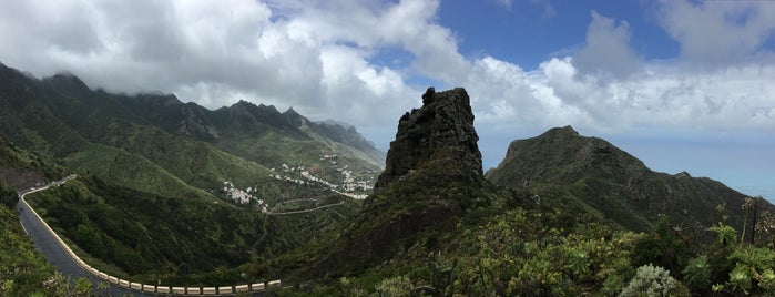 Mirador de Amogoje is one of Turismo por Tenerife.