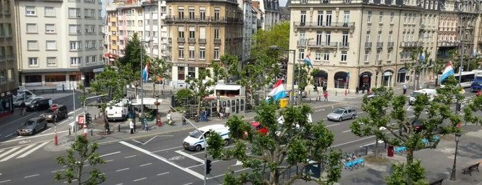 Place de Paris is one of Karlsruhe + trips.