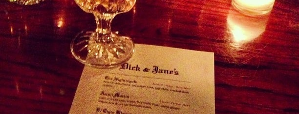 Dick & Janes is one of Brooklyn.