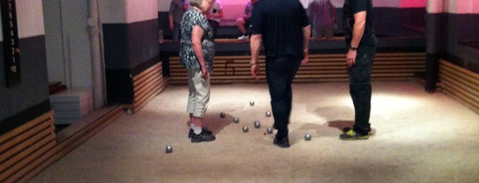Boulebar Surbrunn is one of Stockholm Misc.