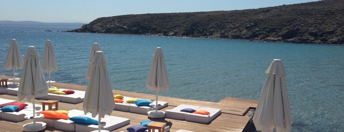 Pelagos Hotel Beach Club is one of x.