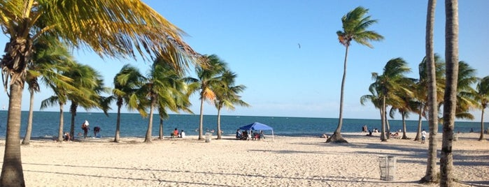 Crandon Park Beach is one of Miami.