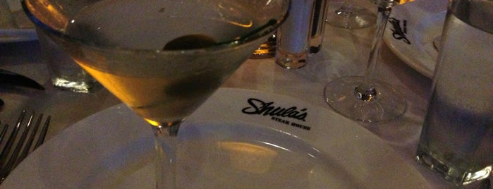 Shula's Steakhouse is one of Restaurants.