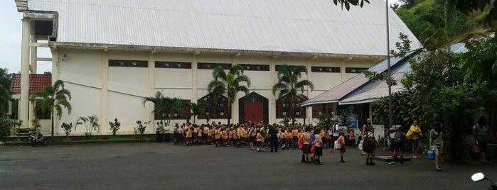 Gereja Katolik Bunda Hati Kudus Kairagi is one of Gereja Katolik Bunda hati kudus kairagi.