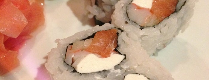 Koi Sushi and Thai is one of The 15 Best Places for Sushi in Nashville.