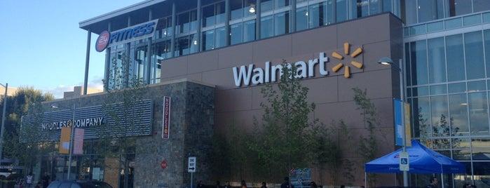 Walmart is one of Washington by Isa.
