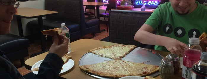 Lazaros Pizza House is one of Philly pizza.