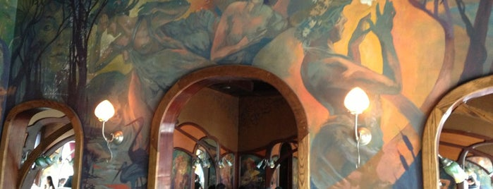 Loie Fuller's is one of Providence.