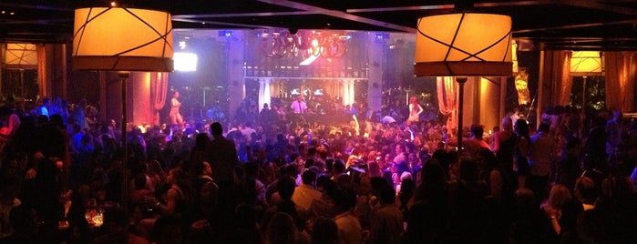 XS Nightclub is one of Las Vegas, NV.