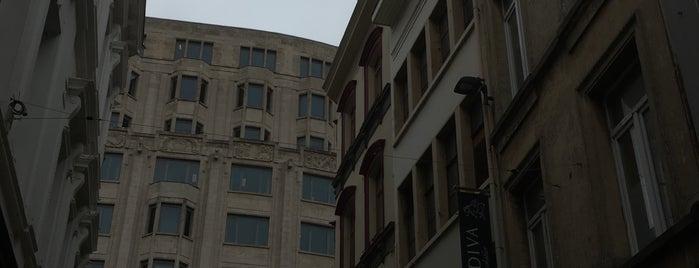 Boerentoren | KBC-Toren is one of Antwerpen #4sqCities.