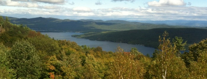 Prospect Mountain is one of Guide to Lake George's best spots.