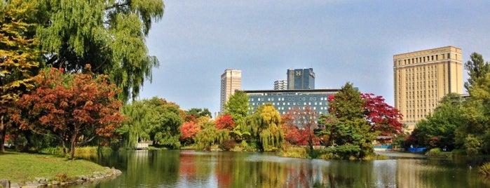 日本の都市公園100選