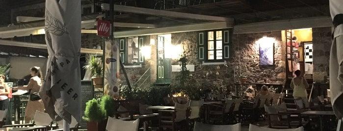 Αιγαίον Cafe is one of doğallık..