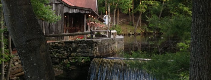 The Old Mill is one of Restaurants visited.