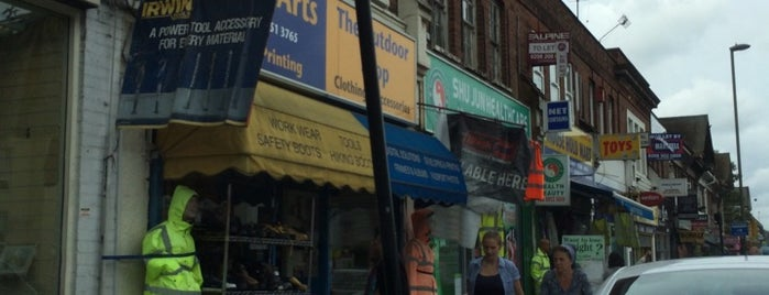 Burnt Oak Broadway is one of Top Ten Things To Do In the Borough of Barnet.