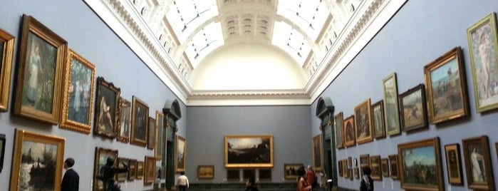 Tate Britain is one of Museums and Art Galleries.