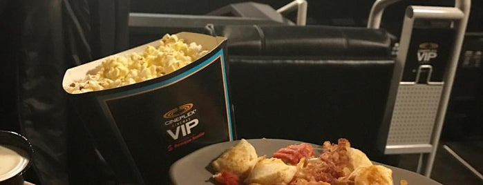 Cineplex Cinemas Lansdowne VIP is one of Ottawa.