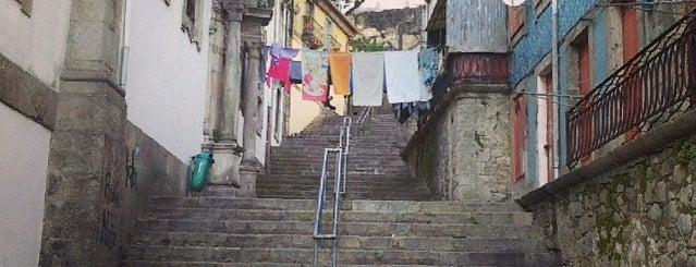 Escada dos Guindais is one of Lazer & Passeios (Grande Porto).