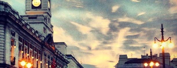 Puerta del Sol is one of Volta ao Mundo oneworld: Madrid.