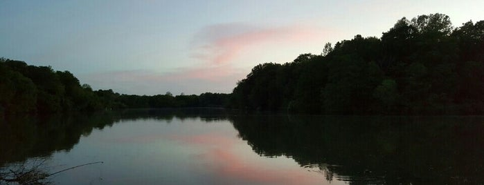 Moraine View State Park is one of Illinois: State and National Parks.