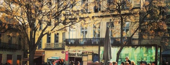 Place Jean Jaurès is one of Nice plekken.