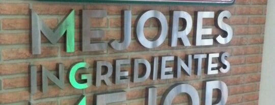 Papa John's is one of Restaurantes visitados.