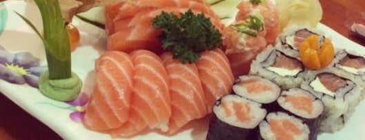 O Sushiman Temakeria is one of Sushi Work Place.