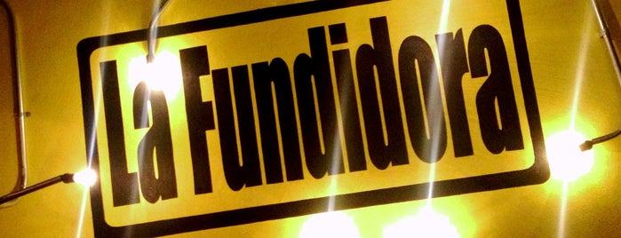 La Fundidora Cerveceria is one of Cerveza Artesanal.