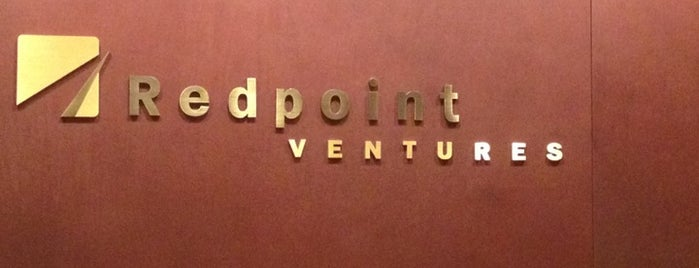 Redpoint Ventures is one of Startups & Spaces NYC + CA.
