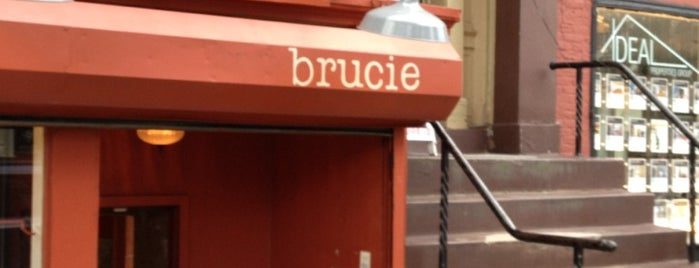 Brucie is one of BK EAT.
