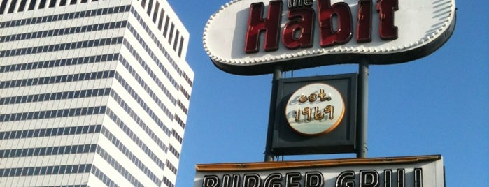 The Habit Burger Grill is one of Top picks for Burger Joints.