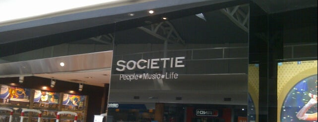 Societie is one of Vinyl Badge.