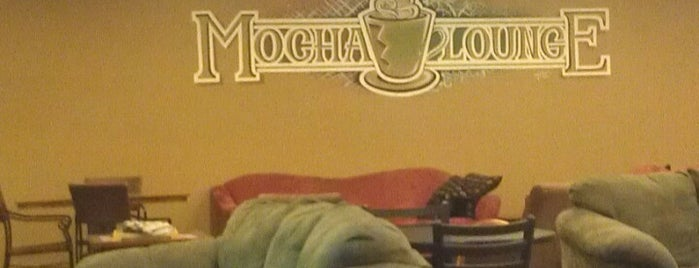 Mocha Lounge is one of The 15 Best Places with Good Service in Fort Wayne.