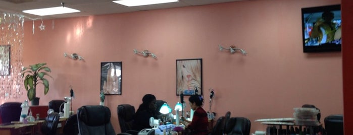 Woodlake Nails & Spa is one of The 15 Best Places for Pedicures in San Antonio.