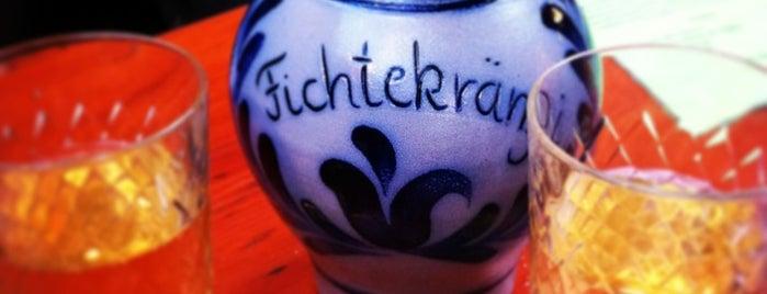 Fichtekränzi is one of Top picks for German Restaurants.