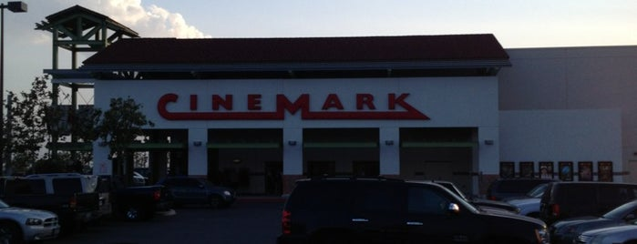 Cinemark McCreless Market is one of Frequent.