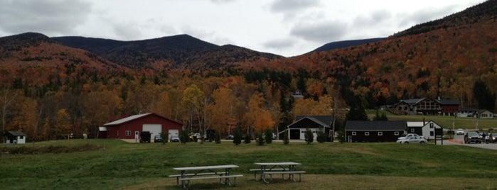 Mt. Washington is one of The Great New England Outdoors.