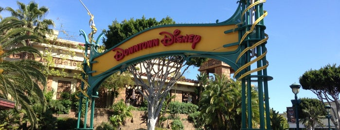 Downtown Disney District is one of L.A..