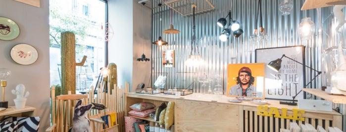 DOOC - Diseño, Objetos y Otras Cosas is one of Tiendas bonitas.