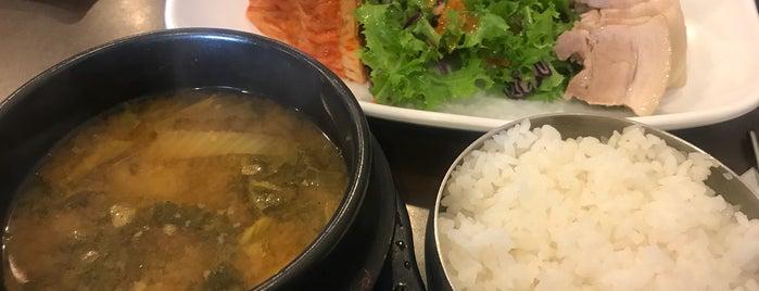 원할머니보쌈 is one of 판교 Place..