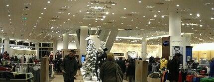 Peek & Cloppenburg is one of Shop until you drop.