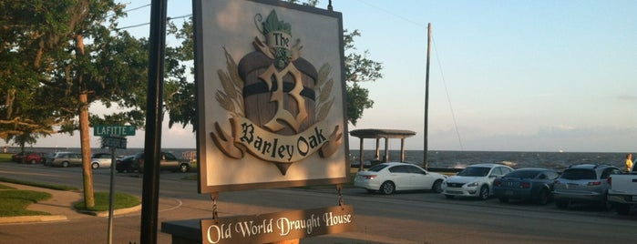 The Barley Oak is one of New Orleans.
