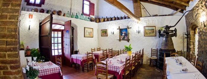 Restaurant El Vinyet is one of llocs de valls on menjar, prendre un cafè o copa.